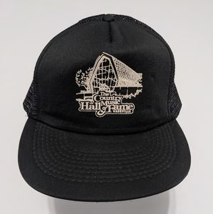 Vintage Country Music Hall of Fame Snapback